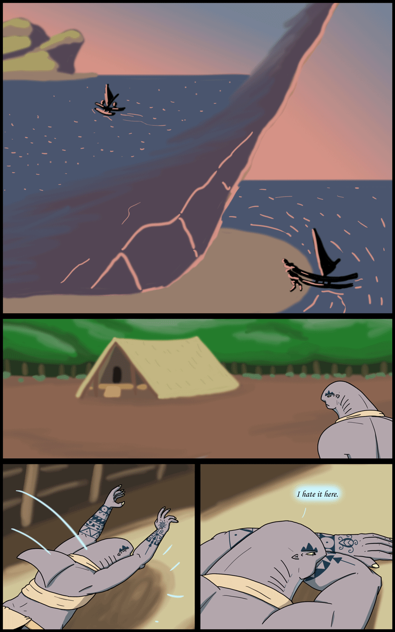 The Wide Ocean - Page 224