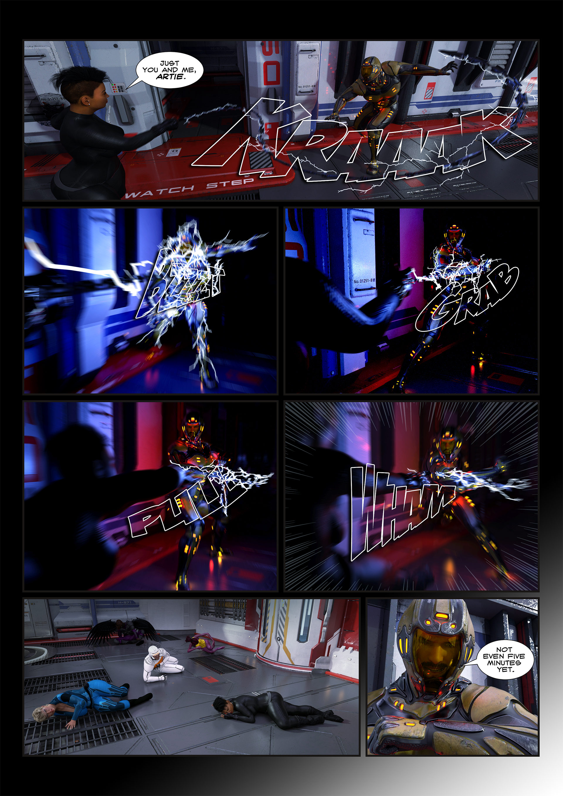 Unit-M - Issue 1 - Page 55
