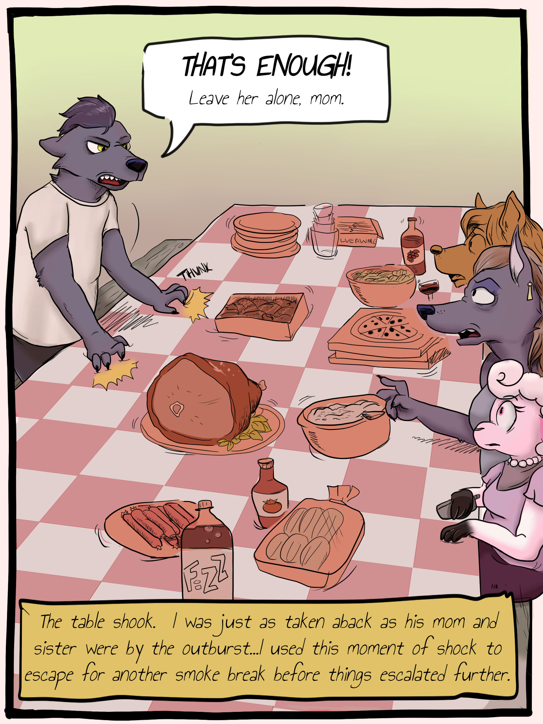 Chapter 2, Page 17 - Ally of the moment