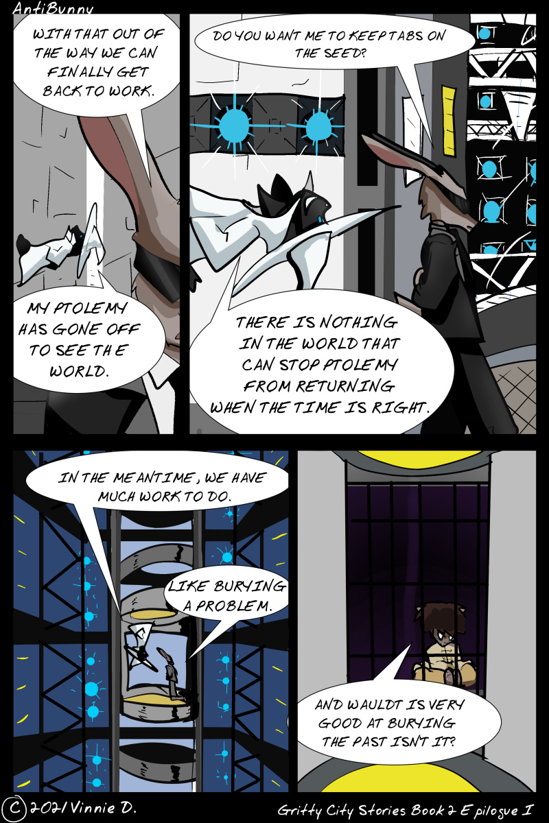 Book 2 Epilogue Page 1