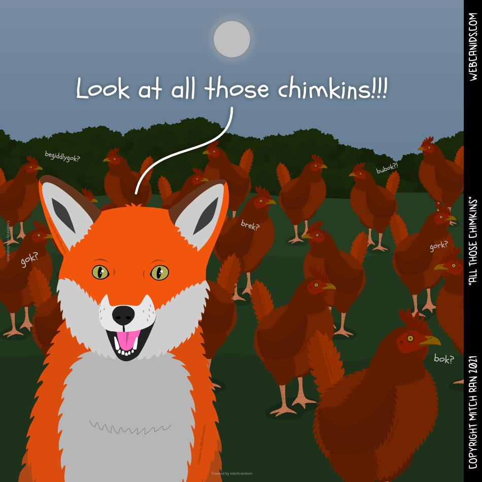 All Those Chimkins