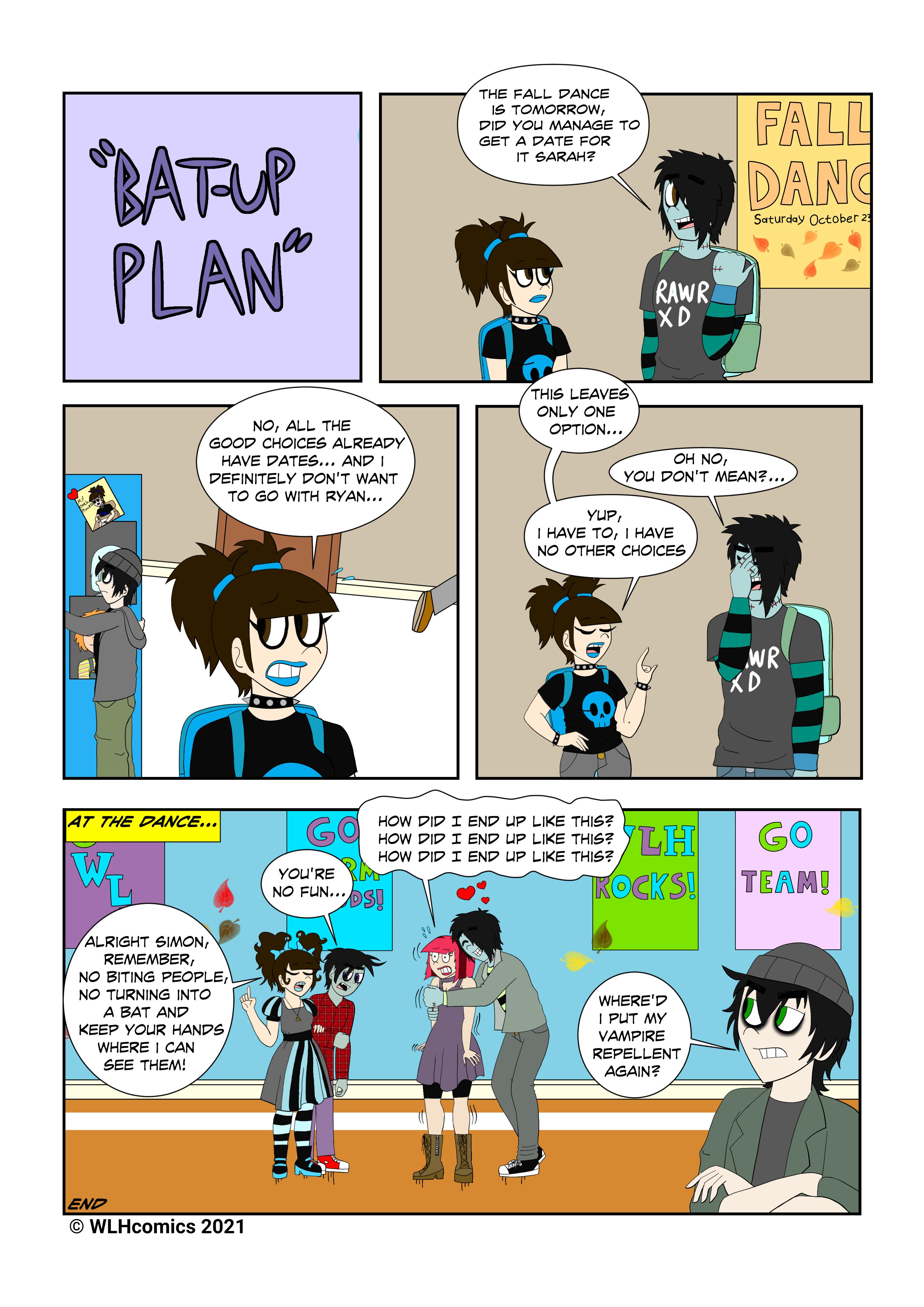Bat-Up Plan