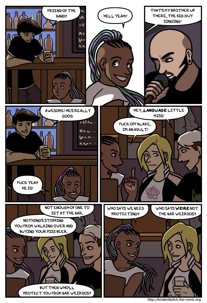 Bar Weirdos