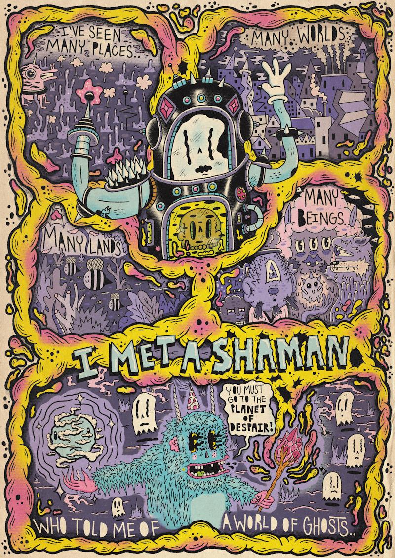 56. THE SHAMAN