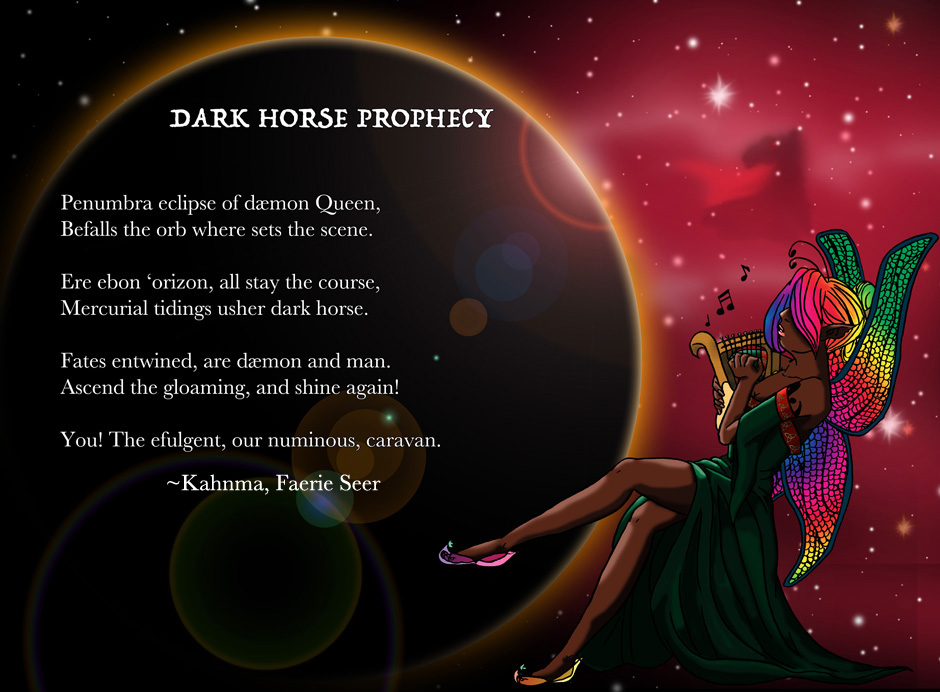 Kahnma's Dark Horse Prophecy