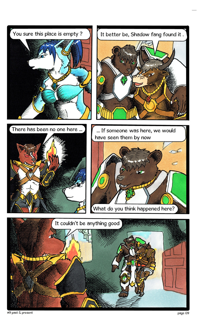 knights-chronicles.thecomicseries.com