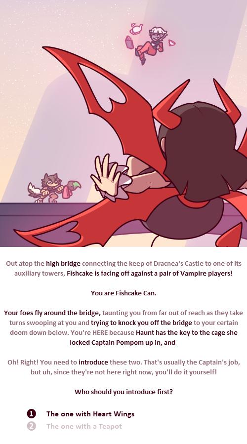 Bridge - Fishcake