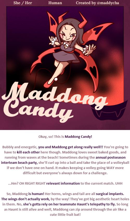 MADDONG CANDY
