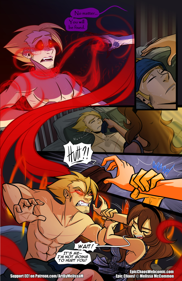 Epic Chaos! Chapter 4 Page 5