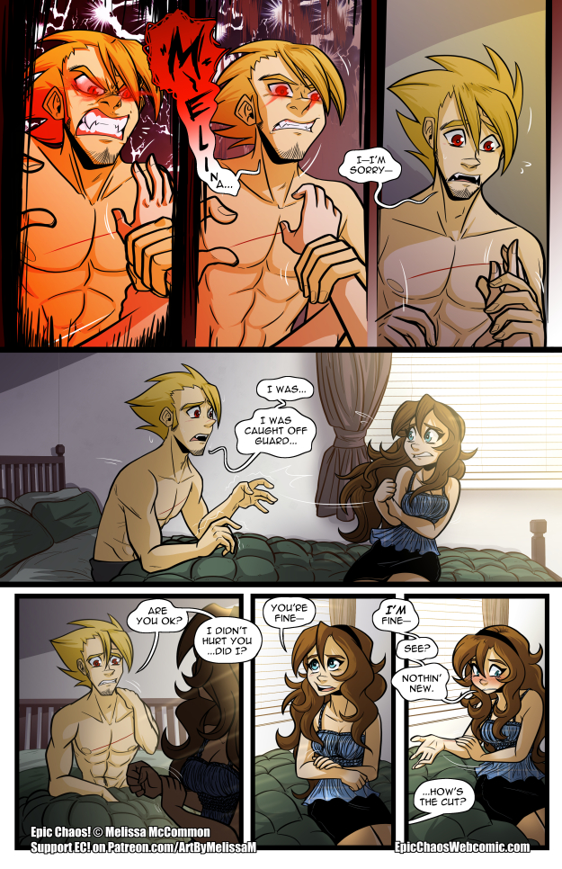 Epic Chaos! Chapter 4 Page 6