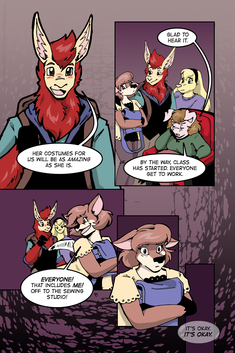 Diana's Day Page 11