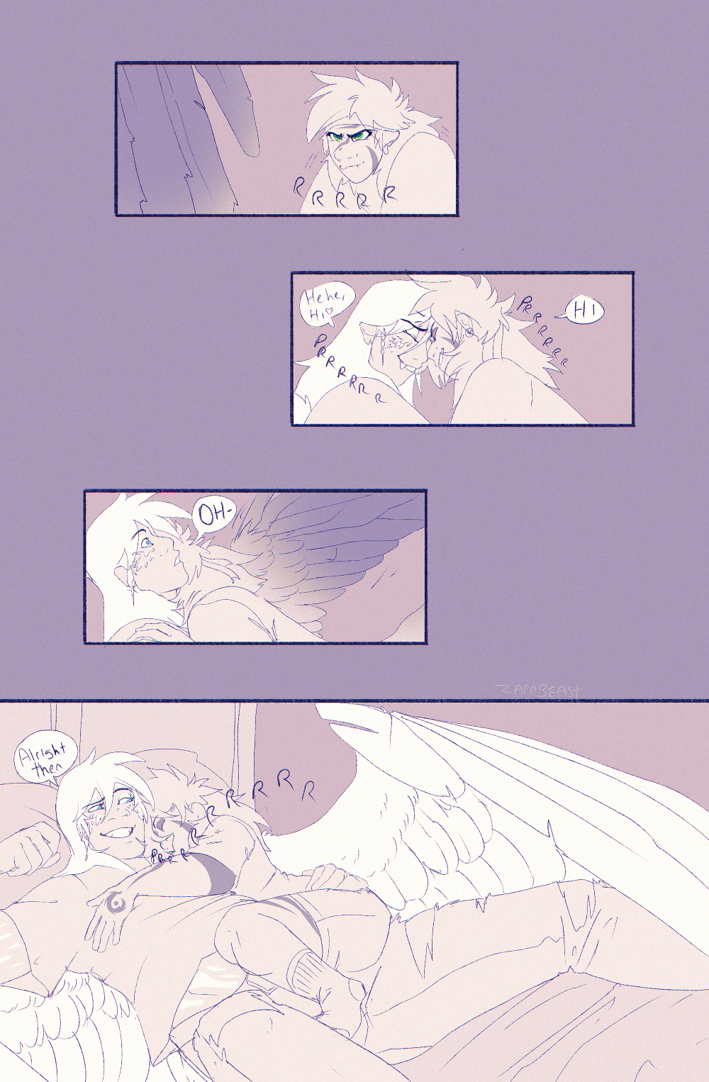 Intermission- Cuddles