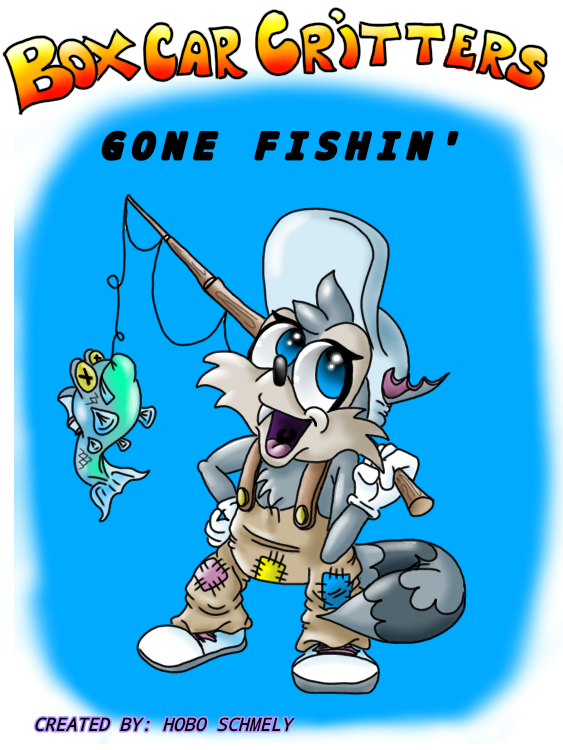 Gone Fishing...Cover Page