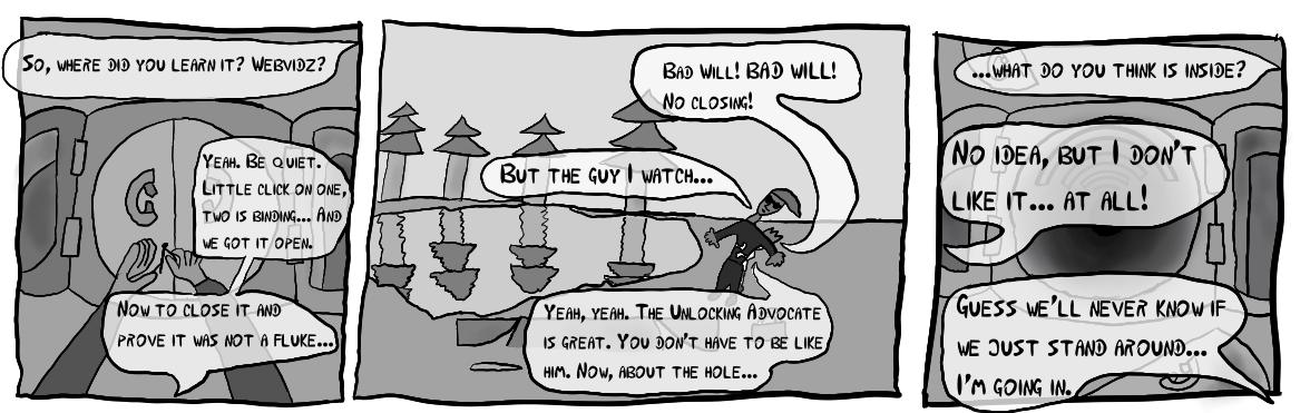 Bad Will!
