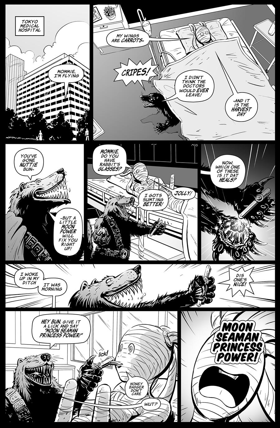 Moon Weapon Seaman X pg 6