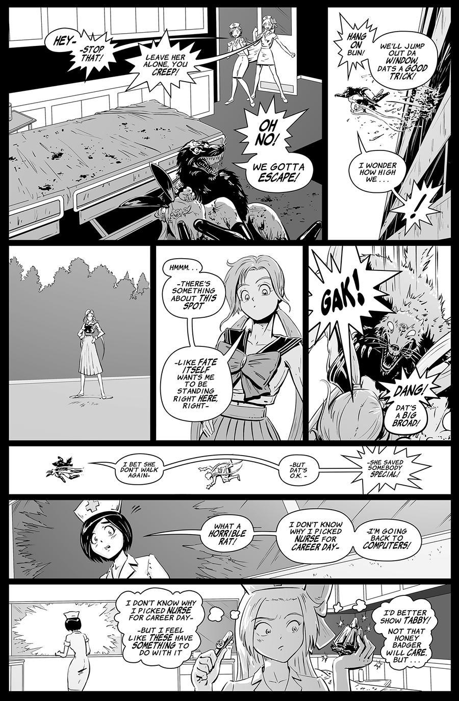 Moon Weapon Seaman X pg 8
