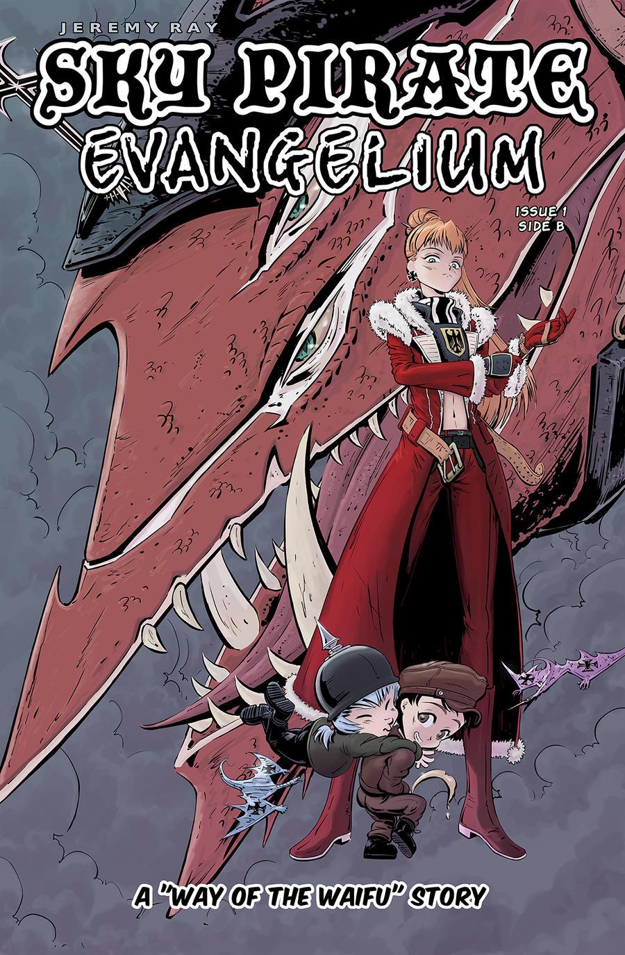 Sky Pirate Evangelium Cover