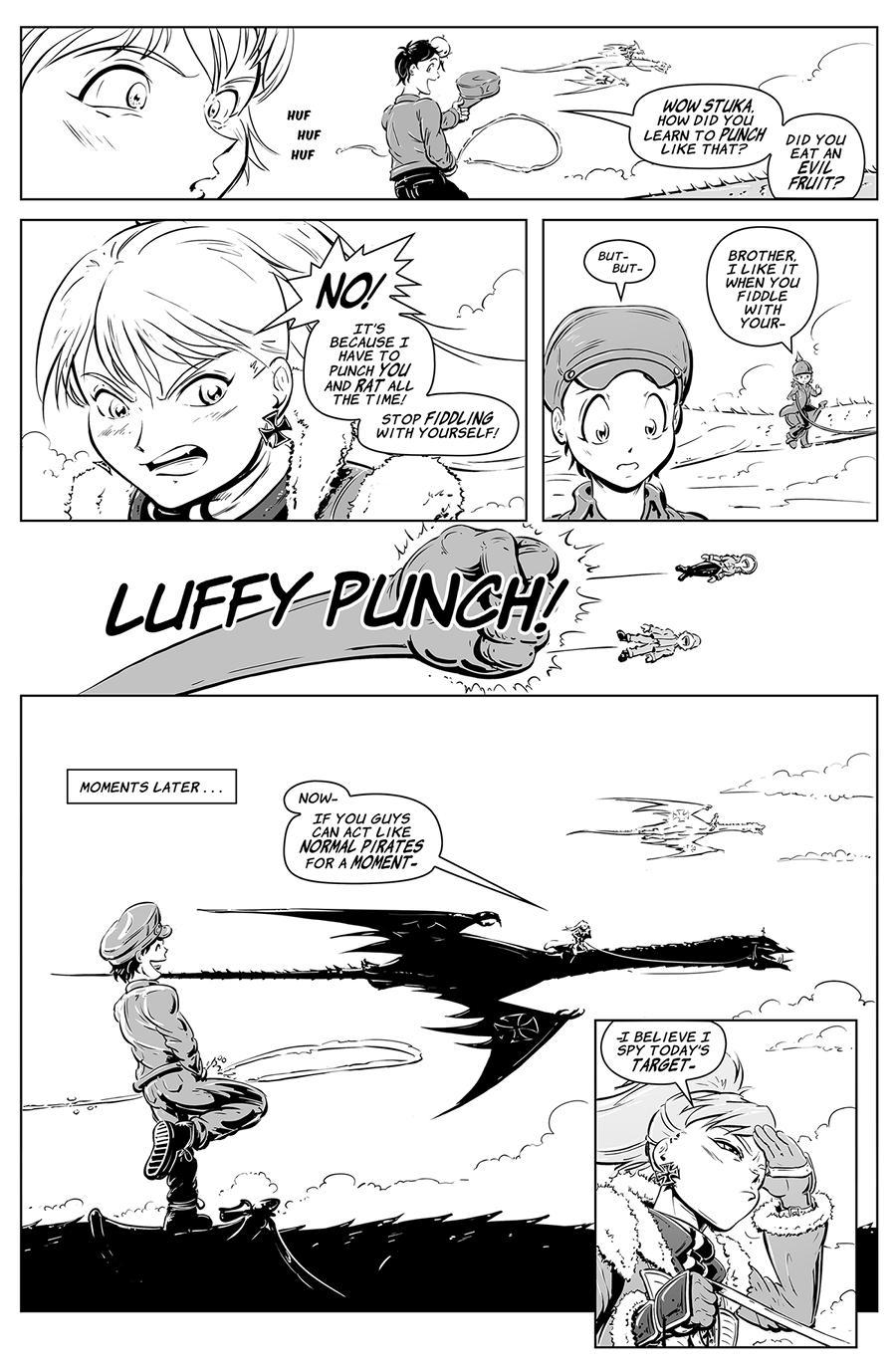 Sky Pirate Evangelium pg 4