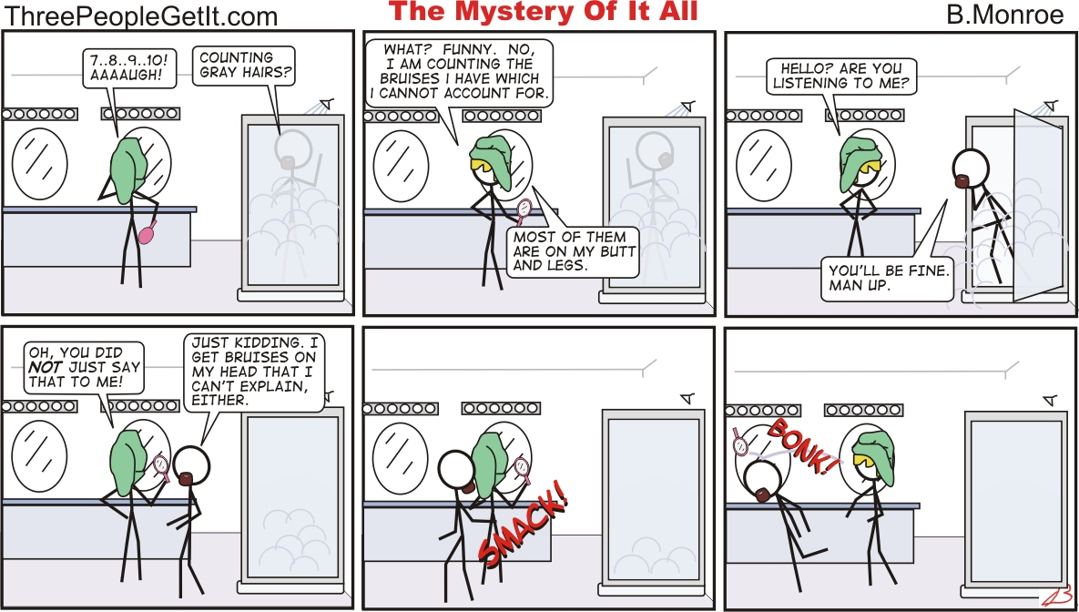 Mystery Marks