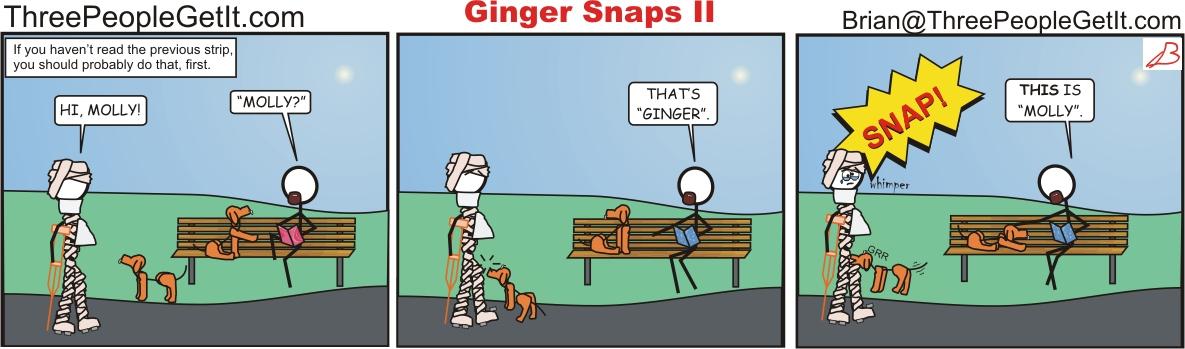 Ginger Snaps #2