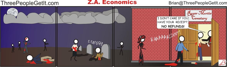 Zombie Apocolype Beginnings