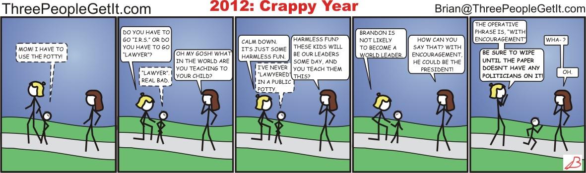 Crappy Year (2021 Hadn't Happened Yet)