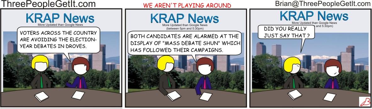 Avoiding Debates
