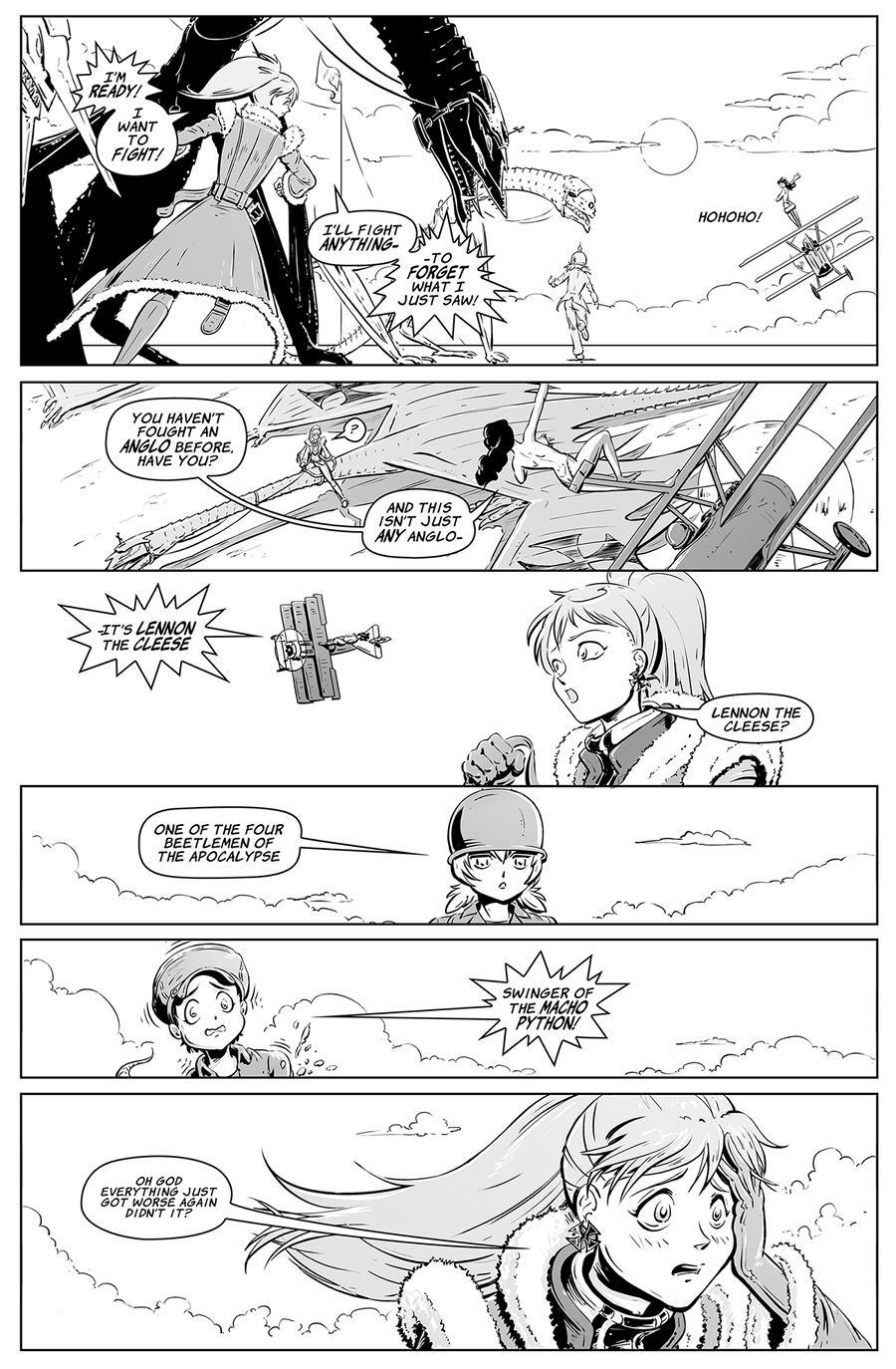 Sky Pirate Evangelium pg 10
