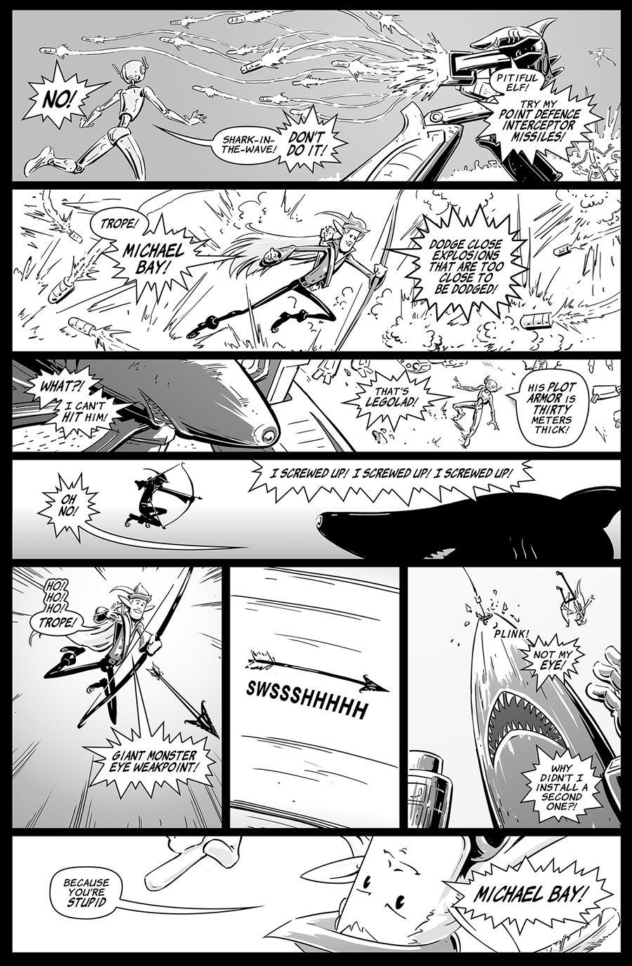 Battlescarred Dragatica 06