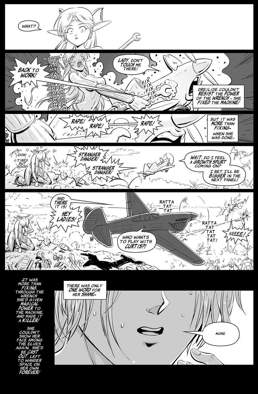 Battlescarred Dragatica 16