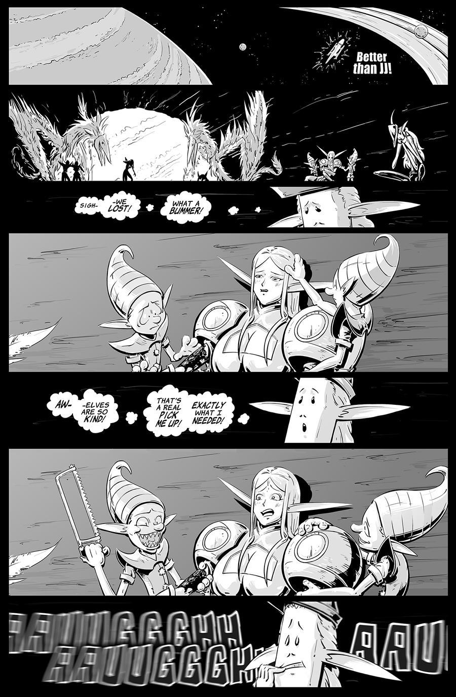 Battlescarred Dragatica 22