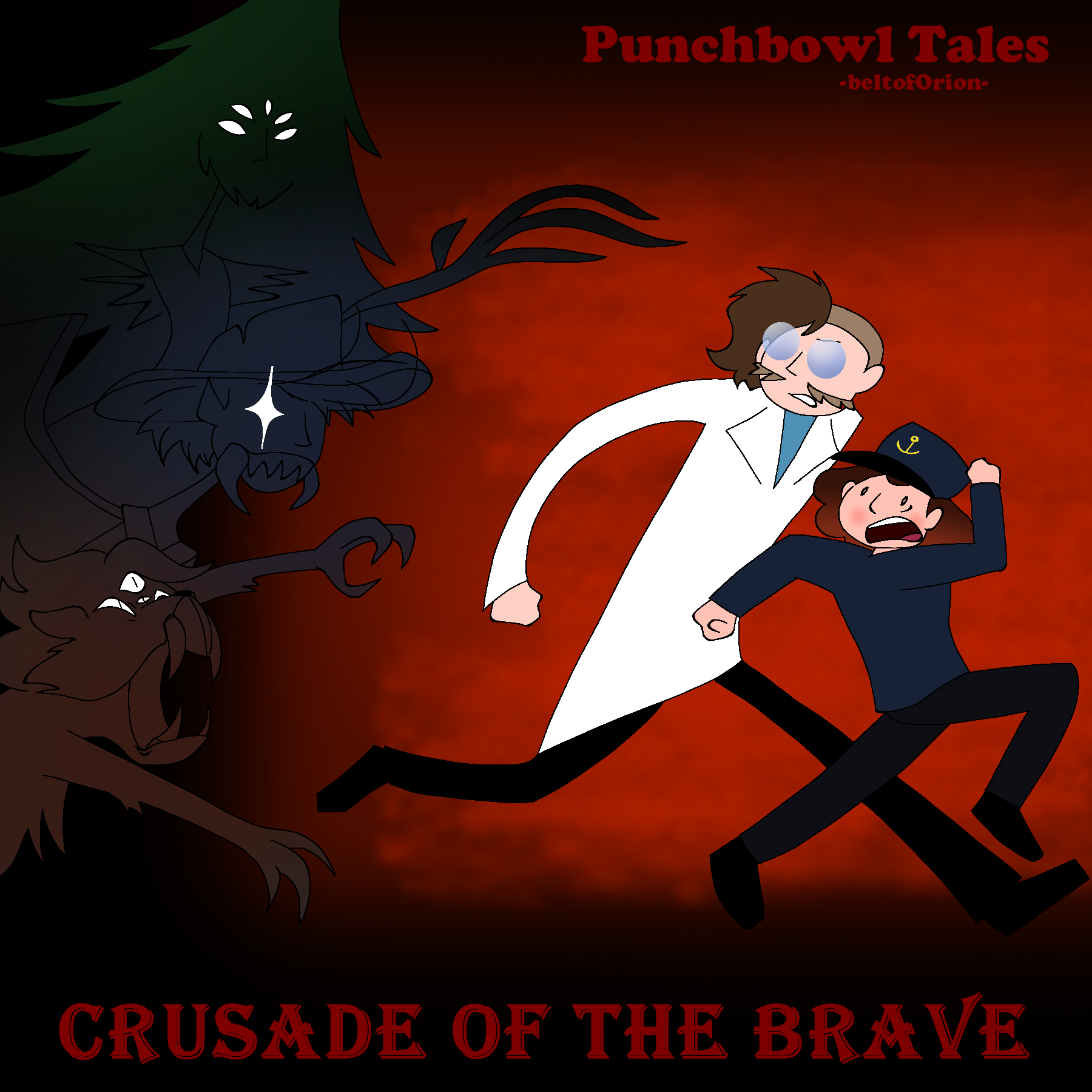 Crusade of the Brave