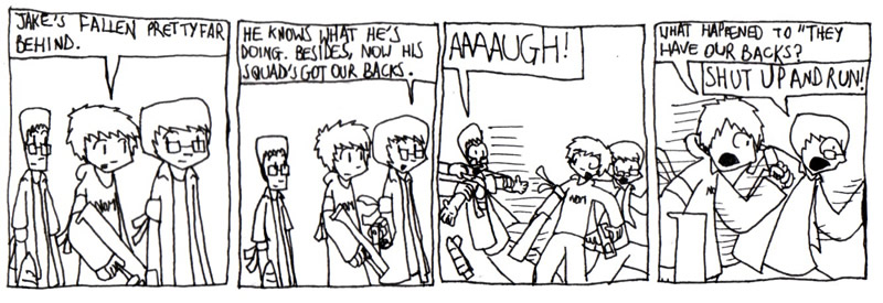 Humans vs Zombies Part 6