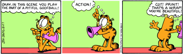 Garfield Minus Jon:The Movie!