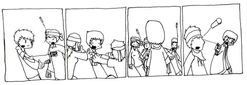 Humans vs Zombies Part 18