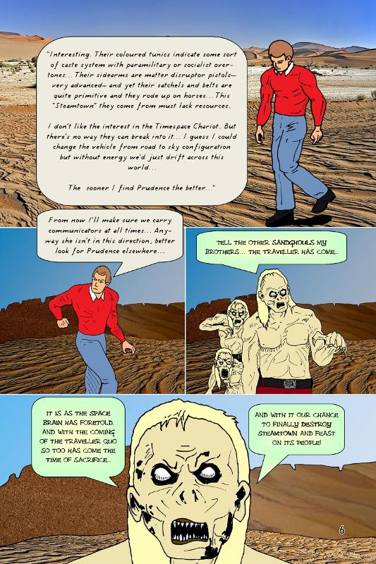 The Sandghoul