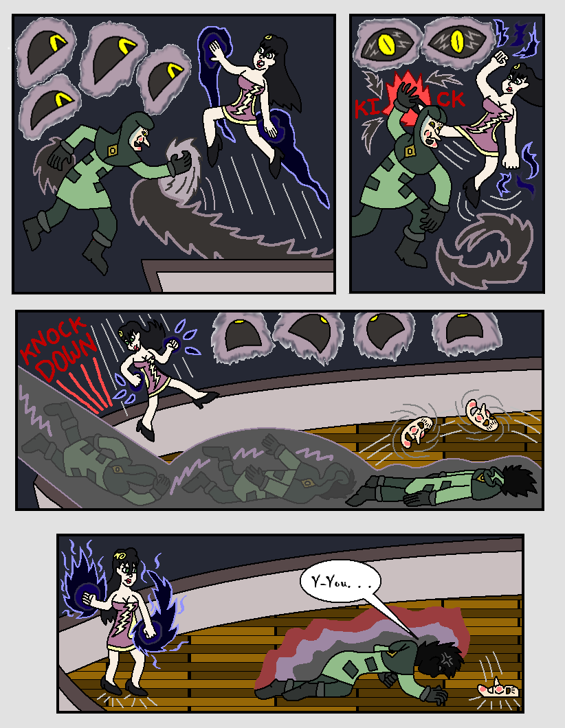 The Nine Eyes, Page 13