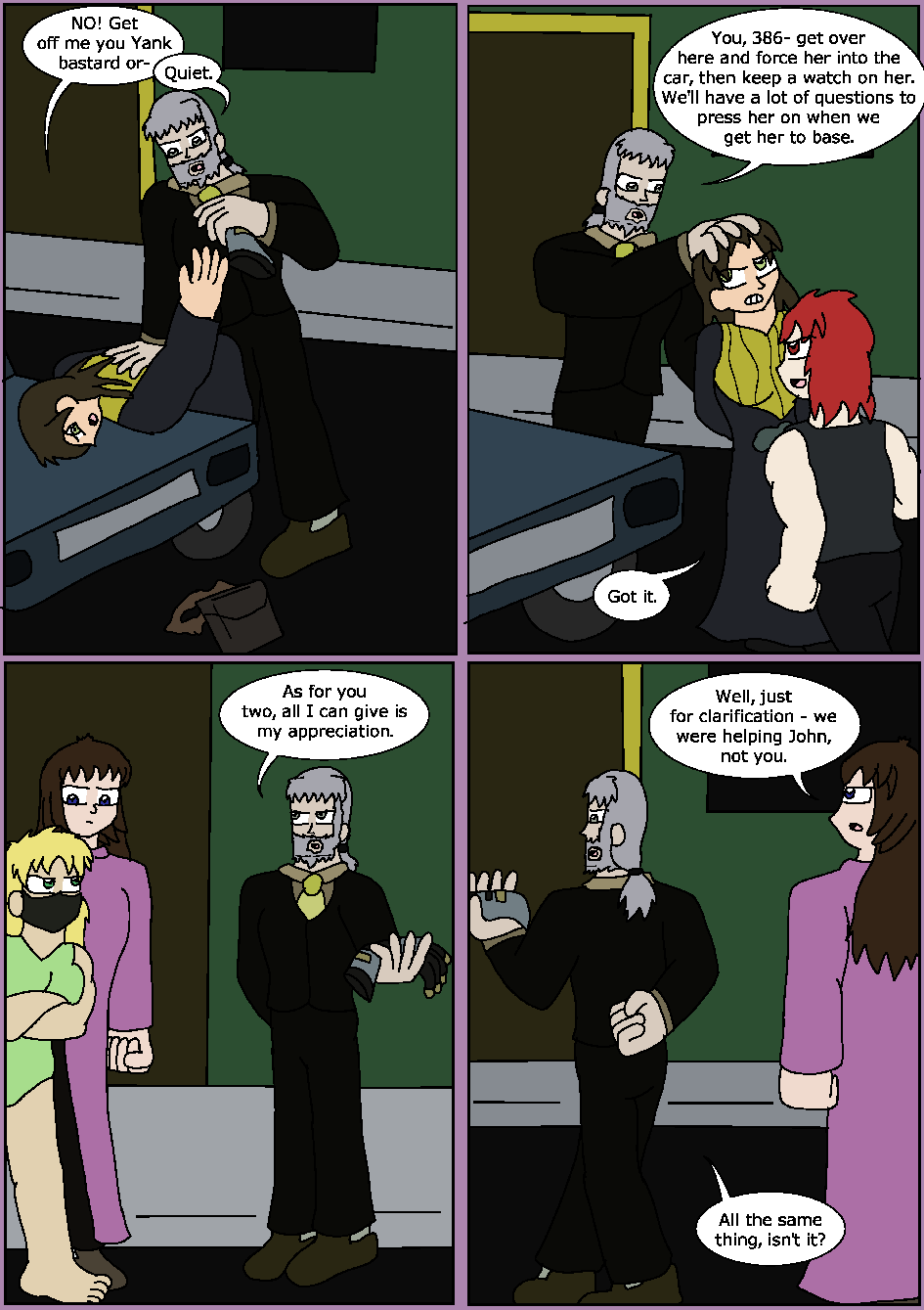 The Black Flame, Page 18