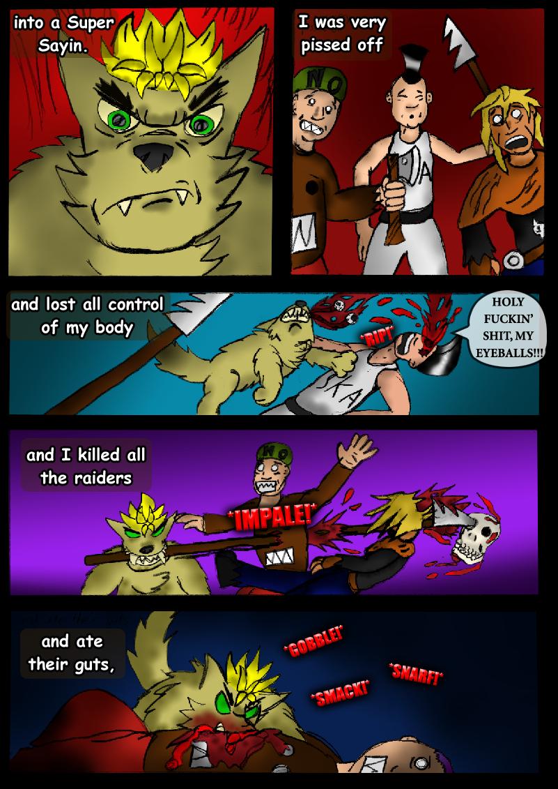 The Birth of a Super Sayin Worlf : 06