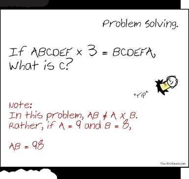 On a tangent - Problem 5