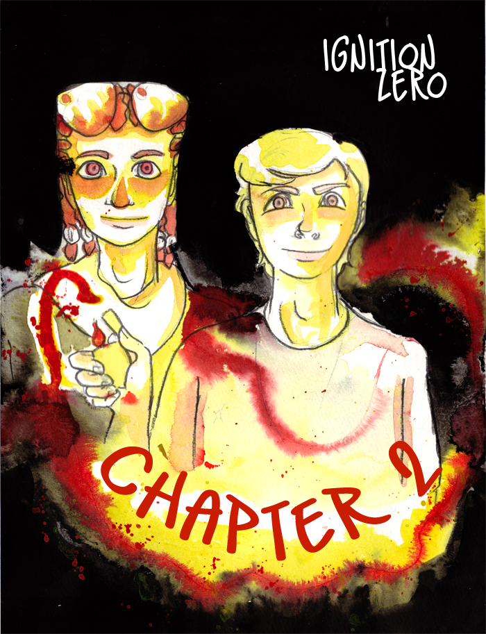 018 - Chapter Two Cover