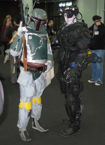 ECCC weekend - Boba/Borg
