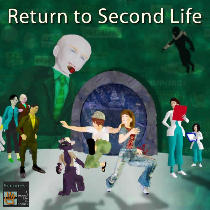 Return to Second Life (RTSL)