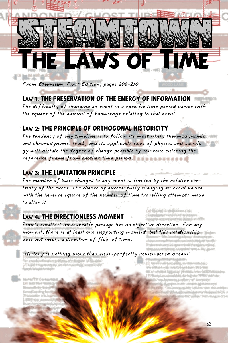The Laws of Time