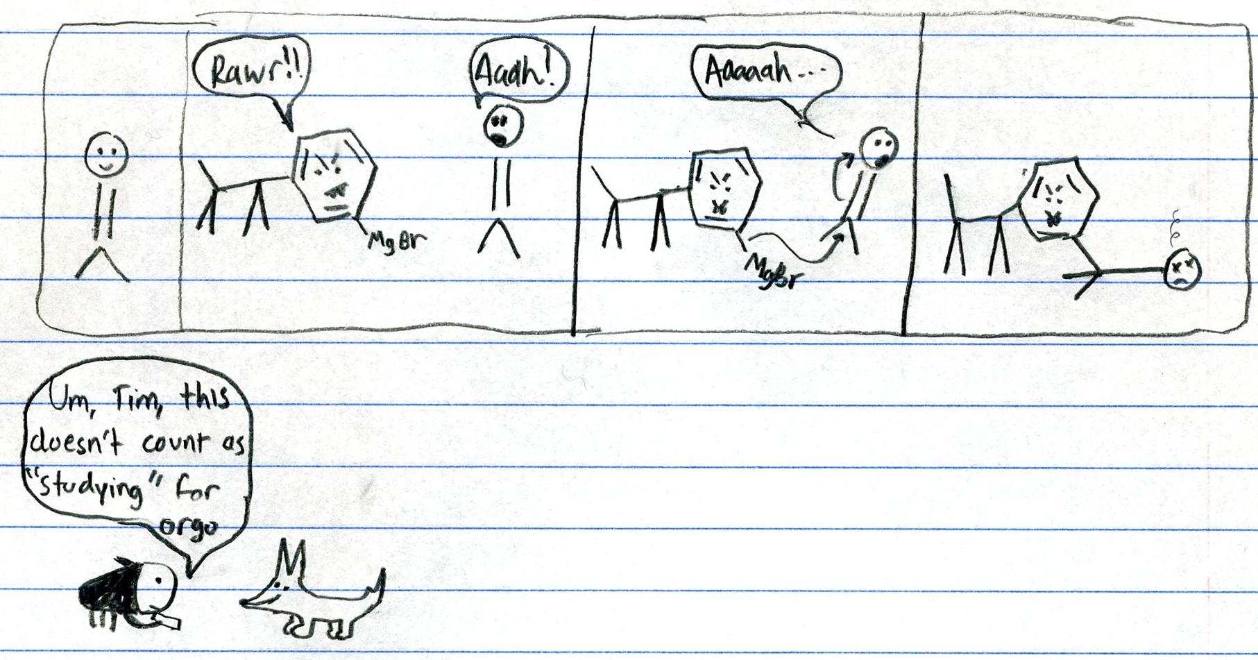 Comic Within a Comic