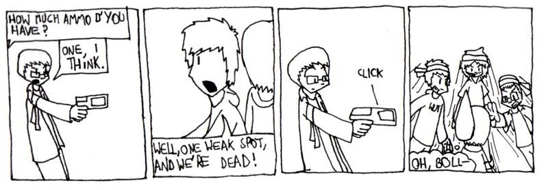 Humans vs Zombies Part 19