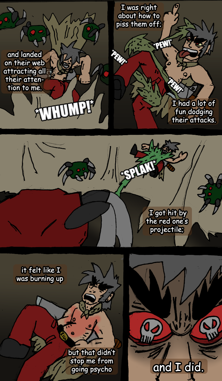 The Final Battle Against the Horde : 03