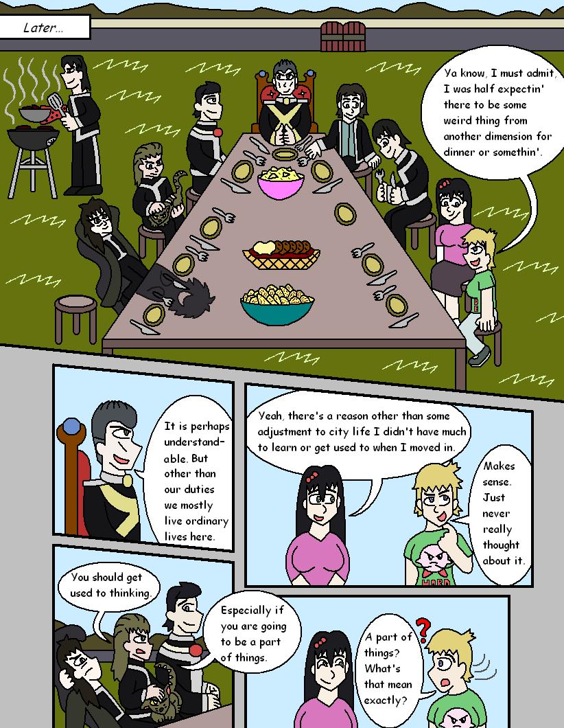 La Familia, Page 12