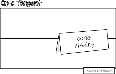 On a tangent - Gone