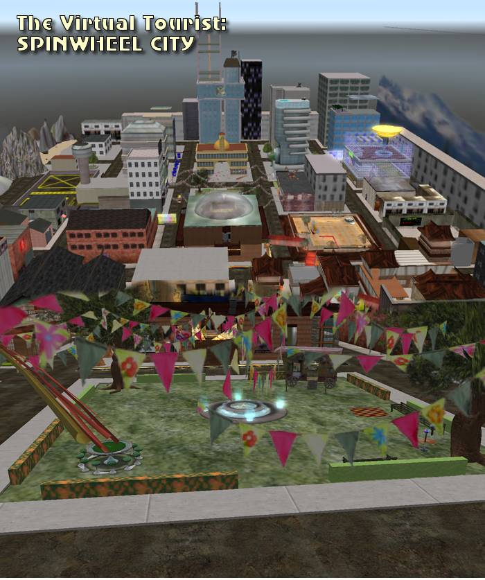 Spinwheel City